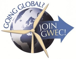 Going Global? Join GWEC!