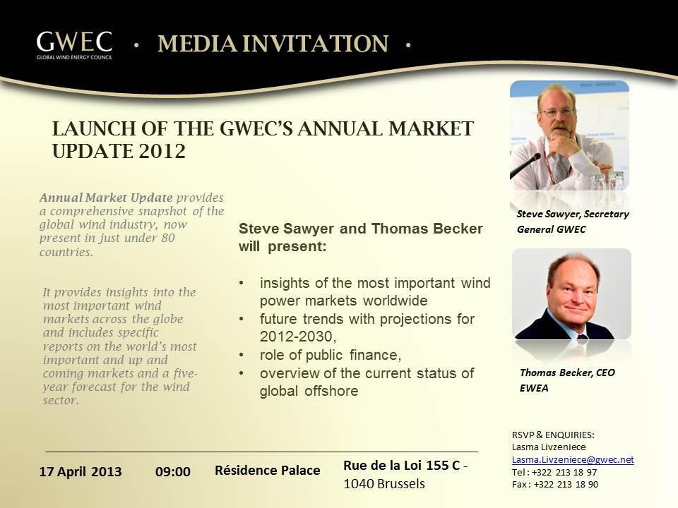 gwec global wind report 9 april